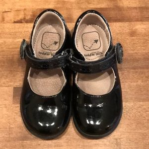 Stride Rite Toddler Tech Mary Jane Shoes 8.5 Black